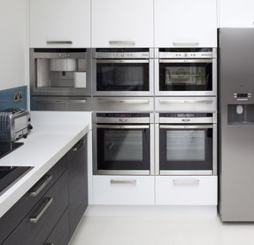 How to: Choosing kitchen appliances