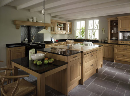 oak country kitchens. Interesting Country In Oak Country Kitchens