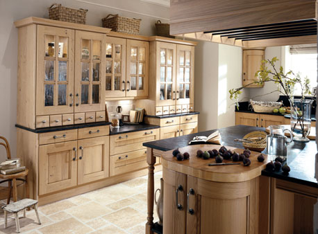 Country Kitchens Designs