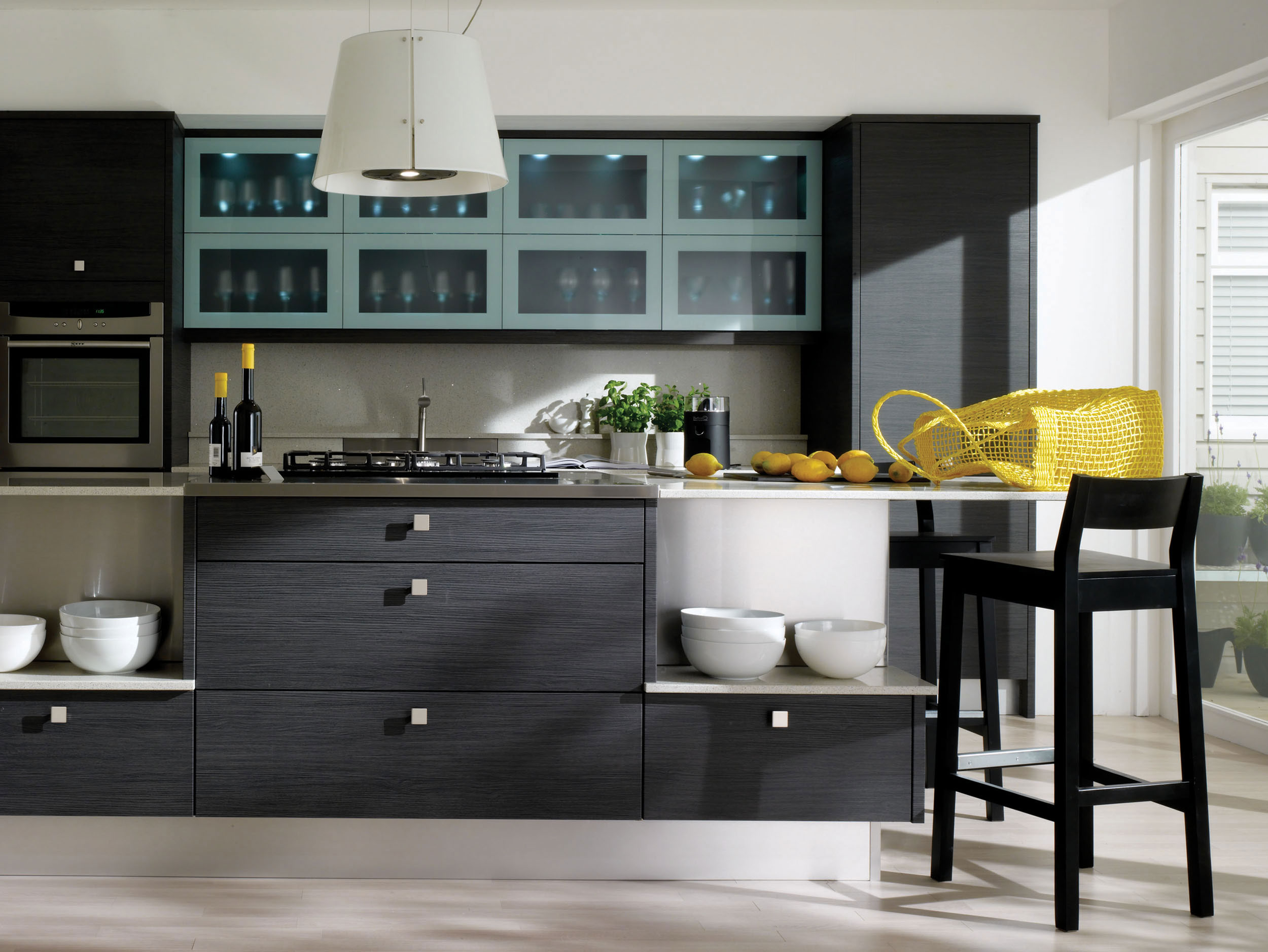 Fenton graphite from eaton kitchen designs wolverhampton for Kitchen pictures
