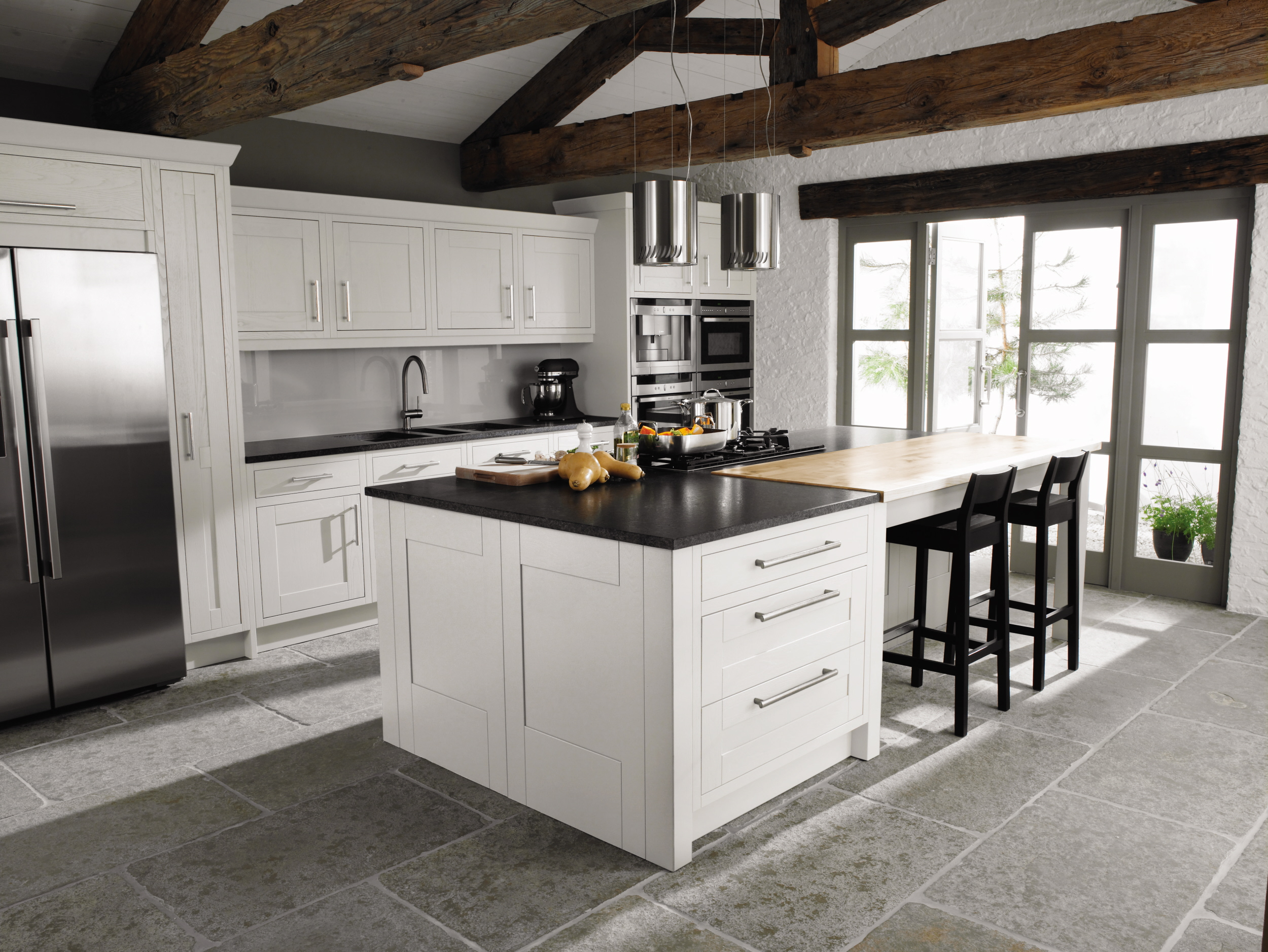 Milton Contemporary From Eaton Kitchen Designs Wolverhampton