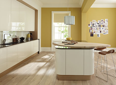 curved kitchens from eaton kitchen designs