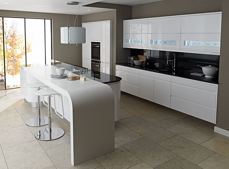 Contemporary Kitchens From Eaton Kitchen Designs