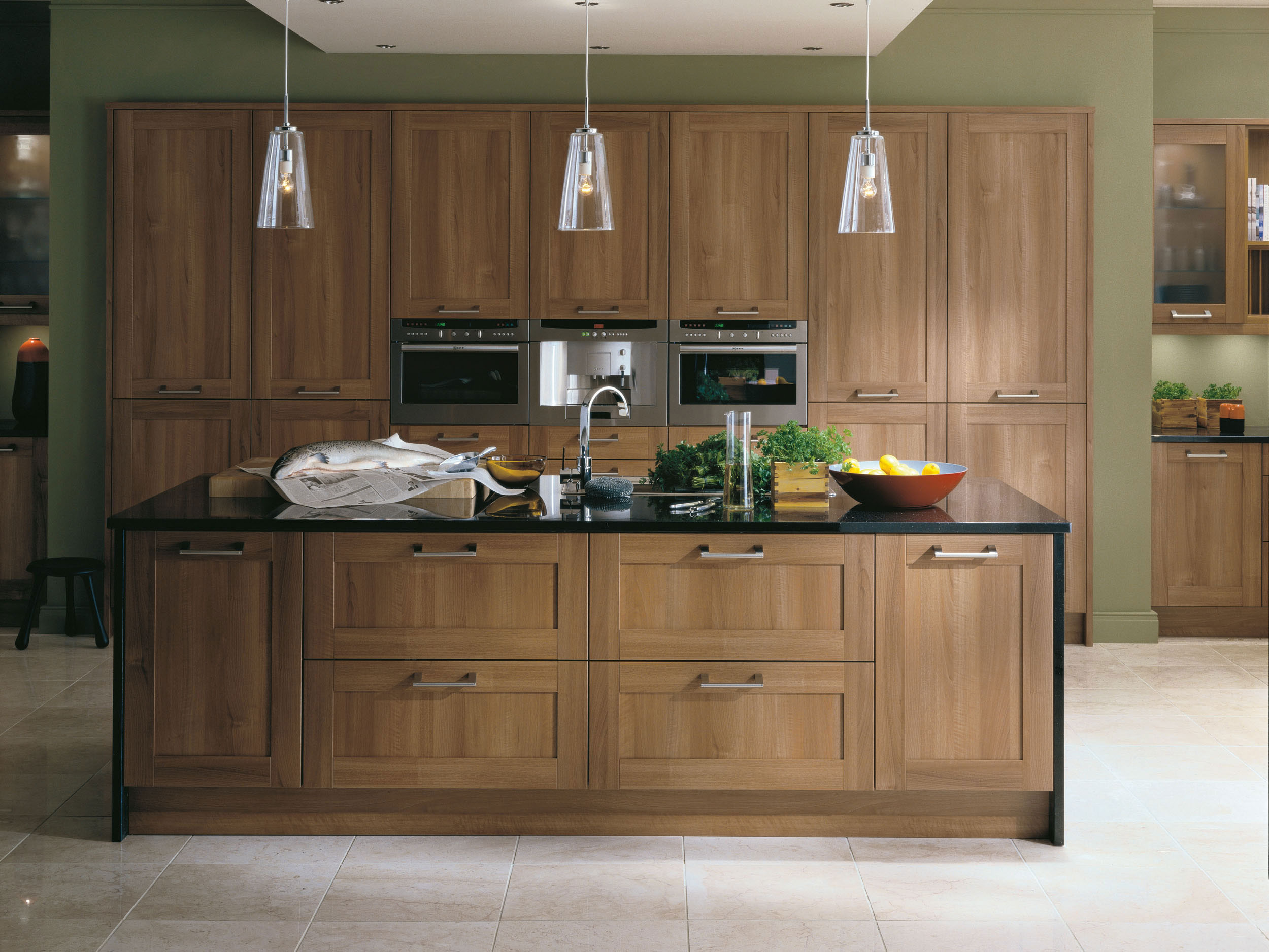 Scope walnut from eaton kitchen designs wolverhampton for Walnut kitchen designs