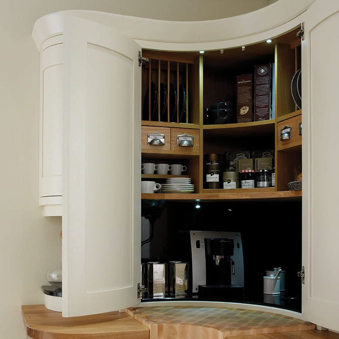 Shelving Ideas For Pantry Corner Pantry Shelving Systems: Pantries From Eaton Kitchen Designs